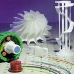 dịch vụ in 3D tạo mẫu nhanh mô hình 3D. Tạo mẫu 3D