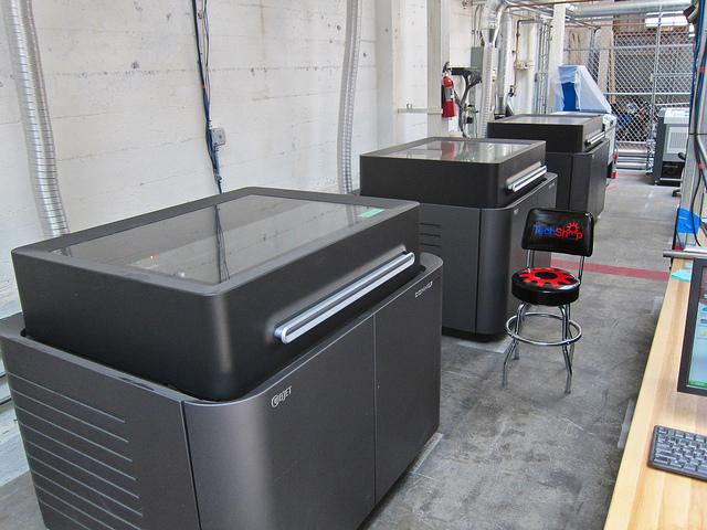 Objet Connex500 3d printer may in 3d, Super expensive Objet Connex500
