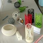 in 3D mẫu lọ hoa, tạo mẫu hộp đựng bút
