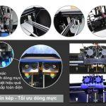 Máy in 3D Qidi tech, may in 3d van phong