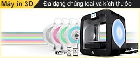MÁY IN 3D - Máy tạo mẫu nhanh - 3D Printer