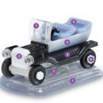 Máy tạo mẫu nhanh - 3D Printer- Máy in 3d- Rapid prototyping machine