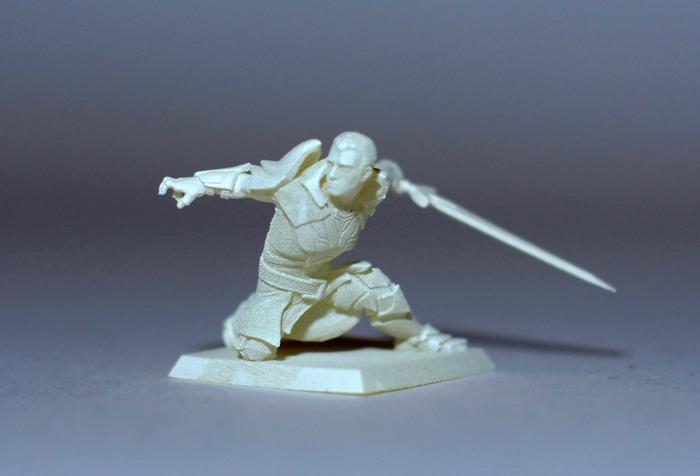 Thiết kế  & in mô hình 3D các nhân vật game theo ý thích