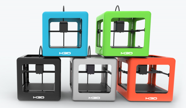 May in 3D gia re The Micro 3D printer