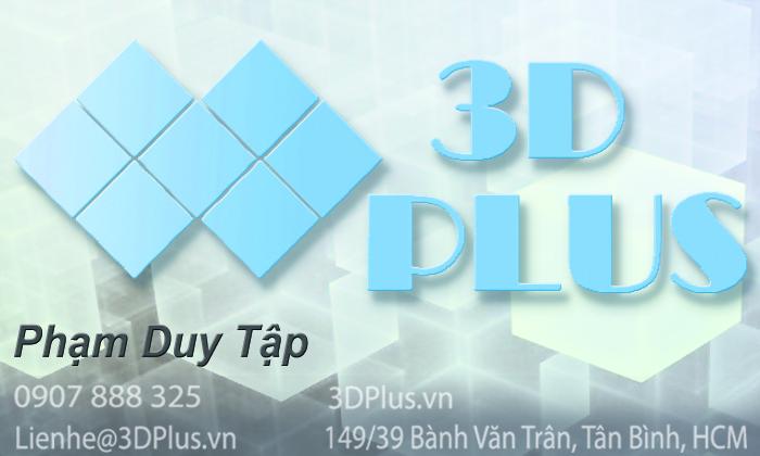 Liên hệ tư vấn máy in 3D, mực in 3D tại Việt Nam