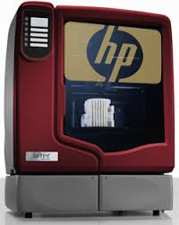 Máy in 3D của HP và 2 dấu hỏi lớn về công nghệ in 3D !