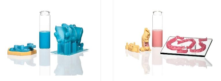 Mực in Resin, nhựa resin 3D, chất lỏng resin, đúc resin nha khoa, tạo mẫu kim hoàn sáp resin,