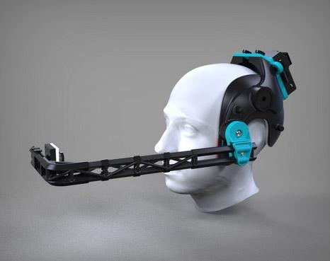Công nghệ in 3D giúp tạo mẫu nhanh camera Mocap