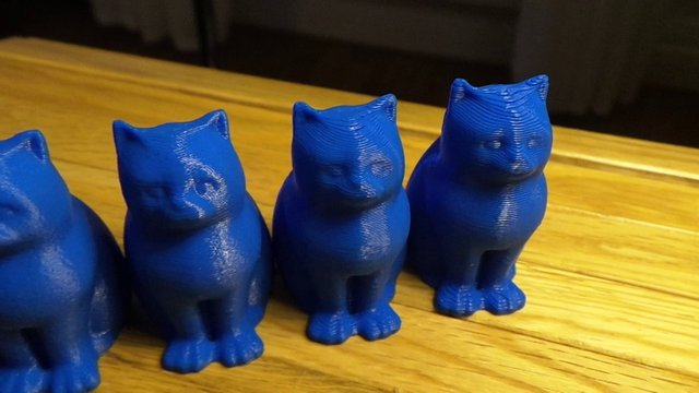 Xem ảnh sản phẩm in từ máy in 3D thông thường: