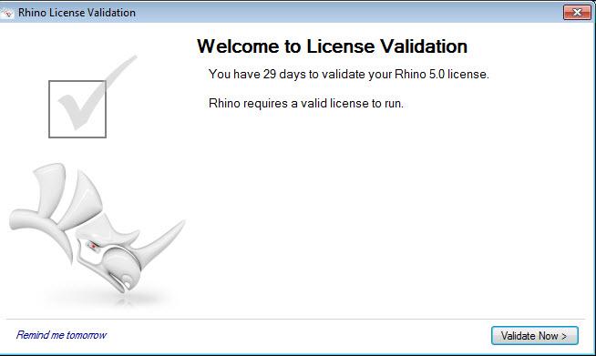 Cách cài phần mềm Rhino3D 5 0 - Crack Rhino3d nhanh nhất!