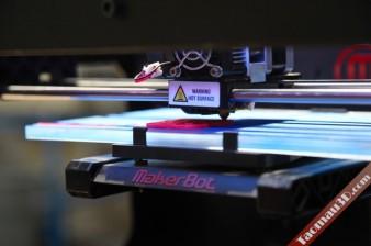 Cân chỉnh bàn nhiệt máy in 3D Flashforge / Replicator