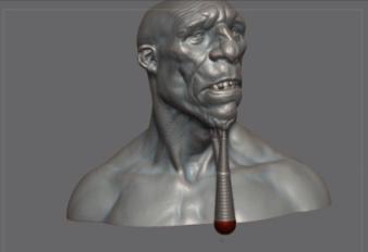 Zbrush - việc in 3D trở nên dễ dàng hơn