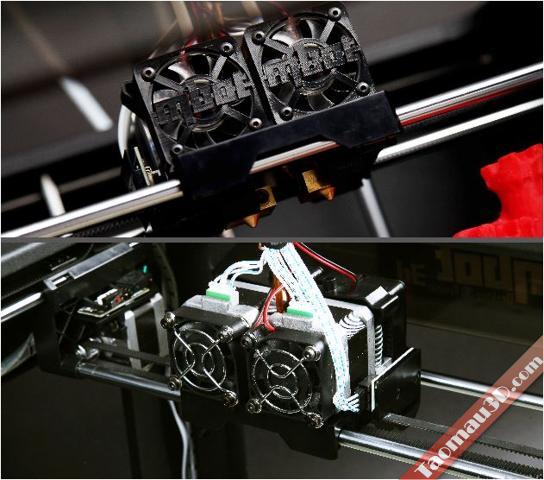Đánh giá máy in 3D Mbot Grid II, May in 3D Mbot Grid ii gia re
