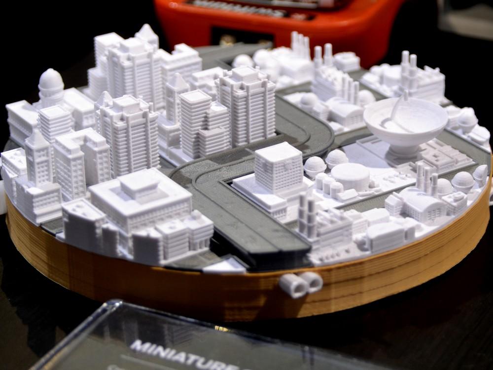 3D mô hình kiến trúc, architecture-3D-printing in 3D kien truc