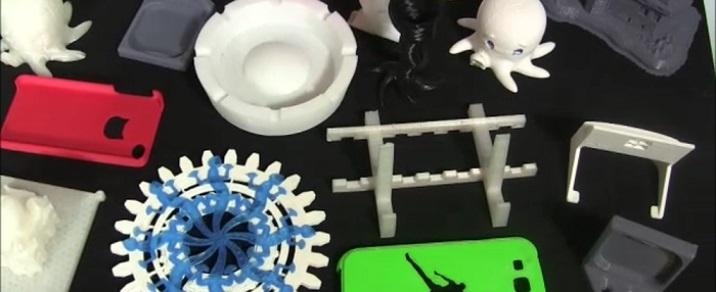 Một vài sản phẩm in 3D của Lets3D.Me