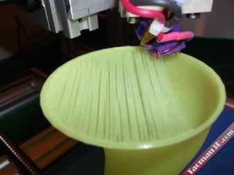 overhang bridge IN 3D Printing issue, Khó khăn khi in 3D: Overhang và Brigde
