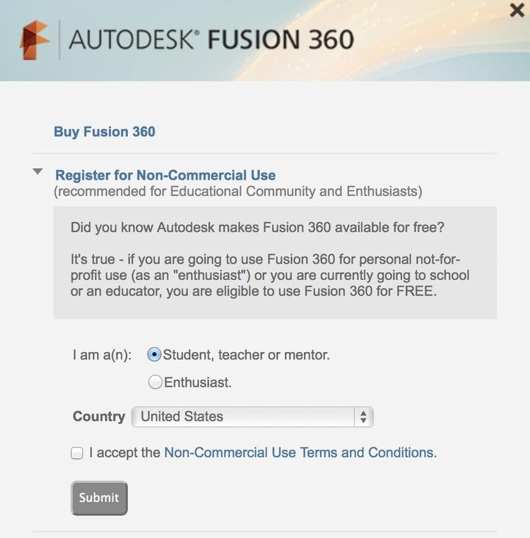 Sở hữu phần mềm vẽ 3D Autodesk Fusion miễn phí