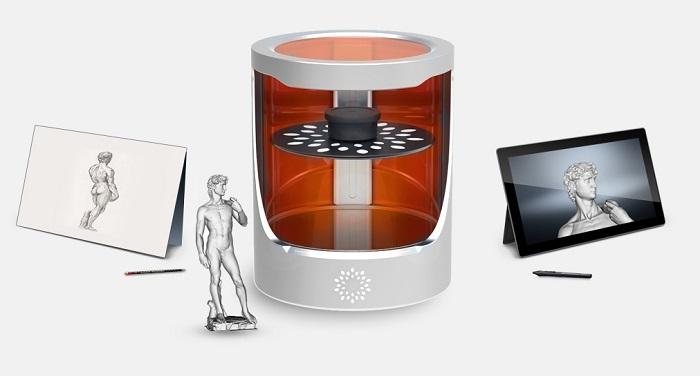Helios One - Khai sinh một công nghệ in 3D mới?