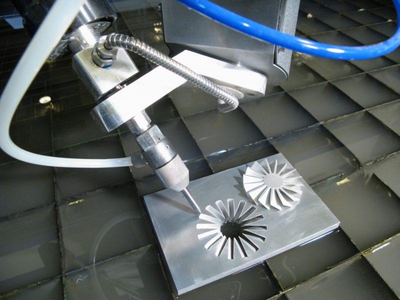 Máy cắt tia nước