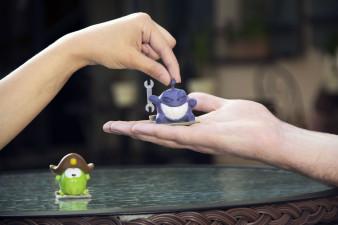 Ứng dụng Android giúp chọn nhân vật game để in 3D