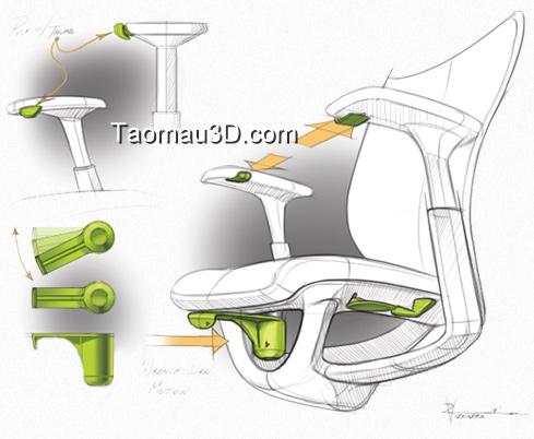 thiet ke 3D cong nghiep, Tối ưu kiểu dáng sản phẩm cơ khí