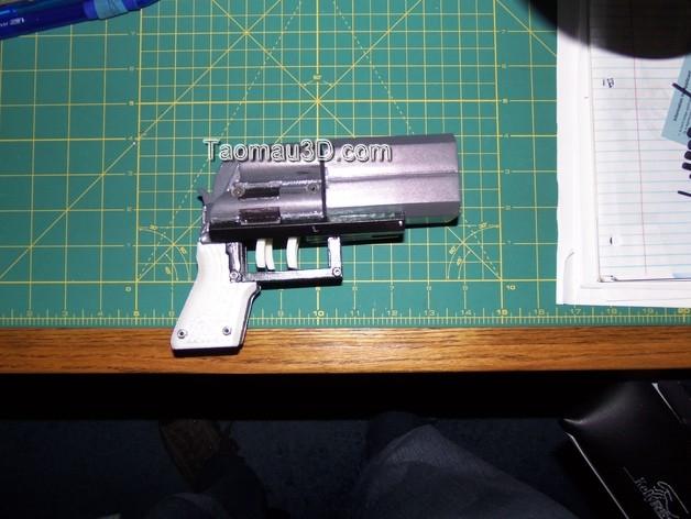 Cách chế súng bằng máy in 3D