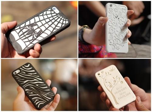 Một số mẫu case iphone độc đáo chỉ làm được với in 3D