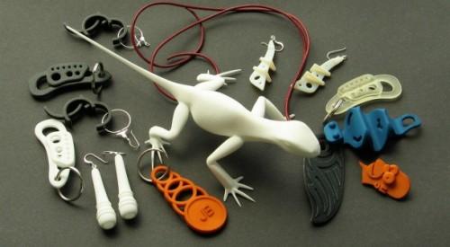 in 3D giúp nhanh chóng tạo ra mẫu sản phẩm