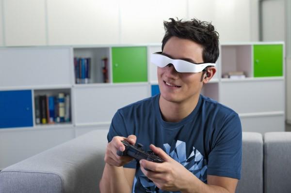 Chơi game thực tế ảo