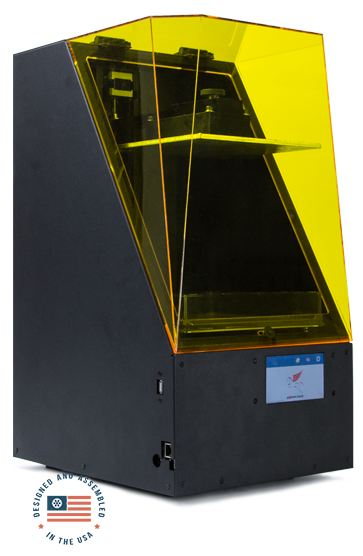 may in 3d Pegasus Touch Laser SLA