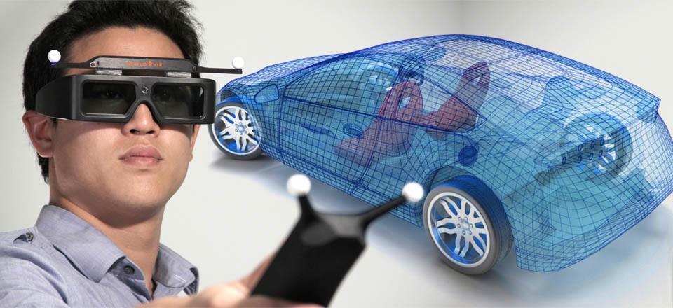 thuc te ao 3D - vr 3d la gi