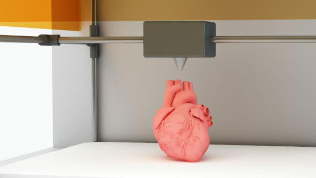 in 3D nội tạng cơ thể. Sắp khả thi?