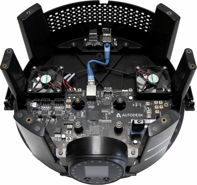 Bộ mạch điện máy in Ember. Linh kiện điện tử máy in 3D . Chế máy in 3D mini điện tử