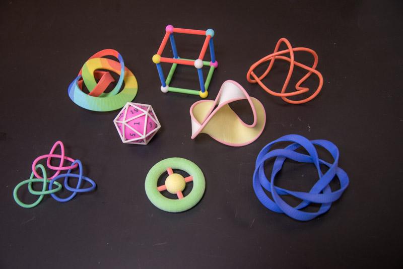 In 3D với môn Toán