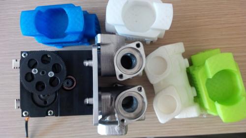 Ứng dụng thú vị của in 3D vào đúc mẫu chảy. đúc inox từ nhựa in 3D PLA