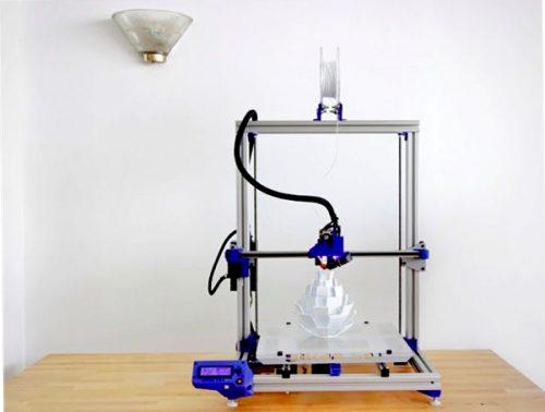 Máy in 3D kích thước 45 cm x 45 cm x 45 cm