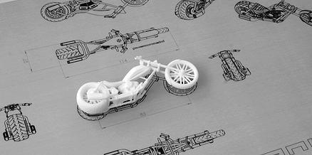 Thiết kế 3D mockup xe hơi,