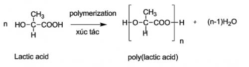 Phương pháp polymers hóa trực tiếp nhựa PLA