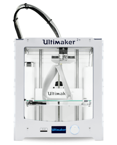 Đánh giá máy in 3D Ultimaker 2+