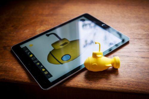Ngày nay, việc thiết kế 3D trở nên quá đơn giản bởi những phần mềm ( App) thiết kế 3D trên di động.