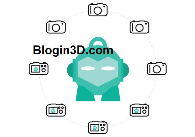 QUANG TRẮC (Photogrammetry) phép chụp ảnh 2D để tạo hình scan 3D