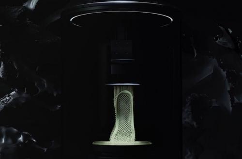 Đế giày in 3D của Adidas