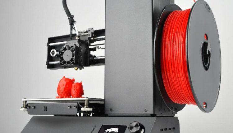 Máy in 3D mini giá rẻ, cấu hình chuẩn!
