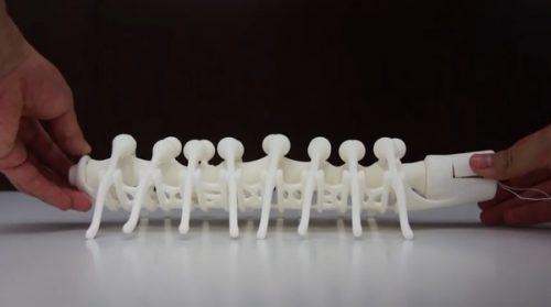 Thú vị với sinh vật in 3D chuyển động như thật