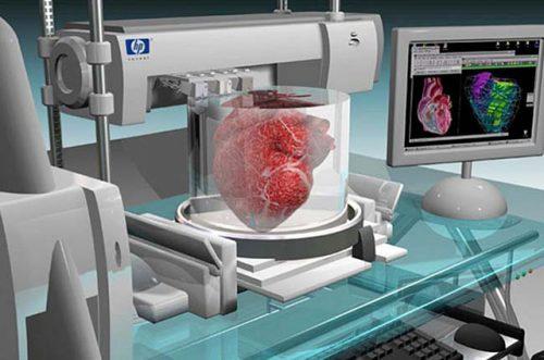 Sự tăng trưởng của ngành công nghệ 3D trong 5 nữa tới