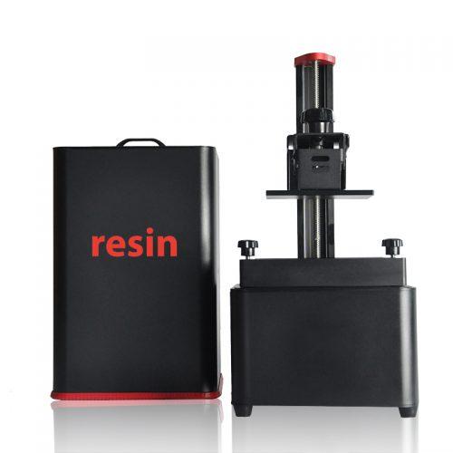 Đánh giá chi tiết máy in 3D resin