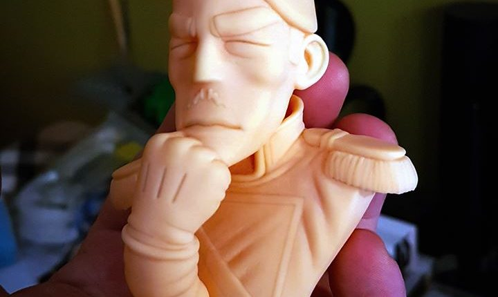 Chất lượng tạo mẫu 3D in resin