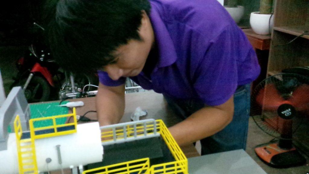 Ảnh chụp tại shop in 3D giá rẻ , chi nhánh Tân Bình