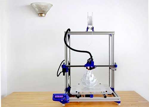 Máy in 3D khổ lớn, máy in 3D kích thước lớn, máy tạo mẫu 3D khổ lớn