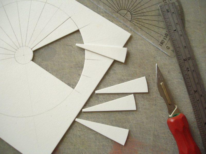 GIẤY FORM làm mô hình sa bàn kiến trúc